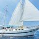 Sailing Komandoo Maldives